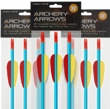 "30"" Aluminium Bow Arrows"